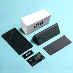 964b0fc4d5 Amazon.com  CHB Men s Polarized Designer Fashion caravan sunglasses  unbreakable Frame lightweight  Clothing