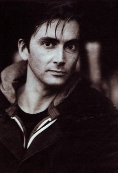 David Tennant:  the only man who can play a Death Eater murderous psychopath and still manage to look perfect.