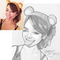 Rosemarycracker Sketch by Banzchan.deviantart.com on @deviantART