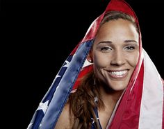 lolo jones on why she's taking up bobsledding. thoughts?