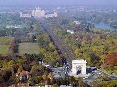 Bucharest, capital of Romania