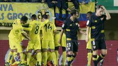 @Villarreal El cuadro amarillo venció al Sevilla gracias a dos jugadas aisladas. Llorente recortó distancias #9ine