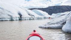GLACIER KAYAK ADVENTURE - Iceguide