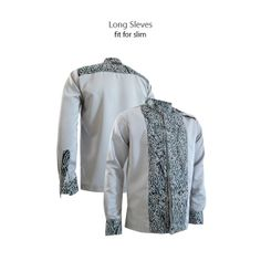 Long Sleves - fit for slim  #kemejabatikmedogh  http://medogh.com/baju-batik-pria/kemeja-batik-pria/Kemeja-  Batik-Optimus-Series-Kemeja-Trion-HM-2004