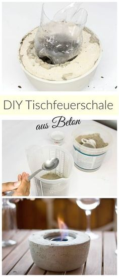 diy gips beton teelichthalter herz geschenkideen valentinstag gips und teelichter. Black Bedroom Furniture Sets. Home Design Ideas