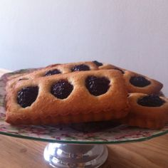 mini blackberry kuchen can be adapted with other berries buttery
