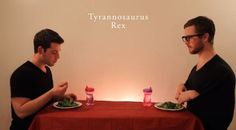 how animals eat their food youtube video tyrannosaurus rex