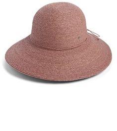 d1393e4d3baa7 Women s Helen Kaminski Delphina Wide Brim Hat - Pink