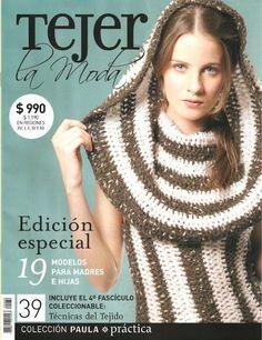 Tejer la moda 39 - Paulina Saavedra - Picasa Web Albums