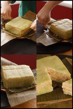 Bánh Chưng - Vietnamese New Year Cake