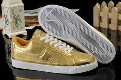 http://www.nikeblazershoes.com/women-nike-blazer-low-bling-gold-p-383.html Only$73.39 WOMEN #NIKE BLAZER LOW BLING GOLD #Free #Shipping!
