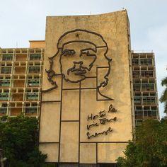 Havana, Revolution Square, Cuba