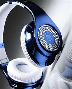 Beats by Dr. Dre - love the blue & white!!!