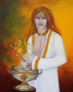 Dian Cecht, deus celta da medicina