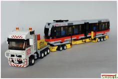 Volvo FH16 Tram transport | by Smigol_
