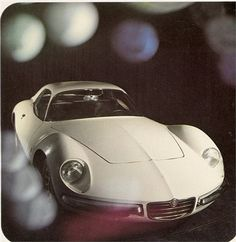Alfa Romeo Giulia 1600 Sport (Pininfarina), 1965