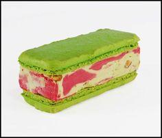 Macaroon Ice-cream Sandwich from François Payard