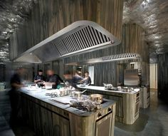 Enigma restaurant is chef Albert Adrià new gastronomic space in Barcelona, with one Michelin star.