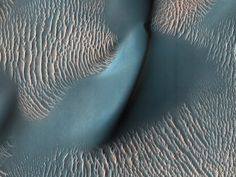 Sand dunes and ripples in Proctor Crater on Mars. Image Credit: NASA/JPL-Caltech