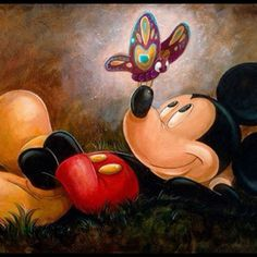 Mickey Mouse <3!