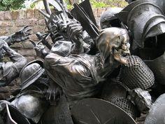 Stock_139: Skeleton Soldier by ~BeltaneFireStock on deviantART