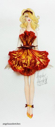 by Angela Awada