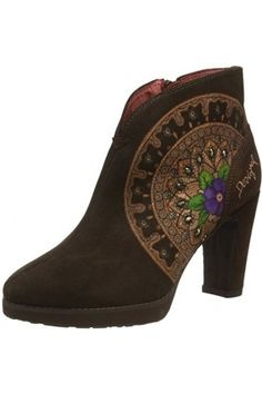 Desigual Women's shoes eva 2 unlined chelsea boots short length