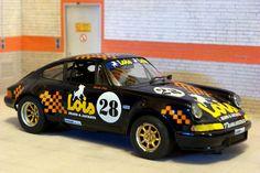 Fly Car Model 99116. Porsche 911 E. Campeonato de España Históricos 1994. Vicente Saez-Merino. #slotcar