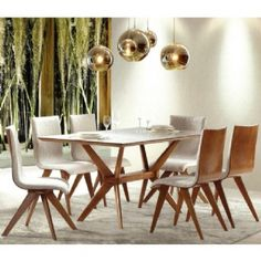 Dinning Table Wooden, Dining Chairs, 1, Furniture, Home Decor, Dinning Set, Decorating Tips, Chairs, Lawn
