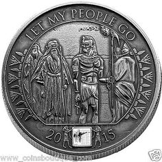 Let my People Go 1oz silver coin antique finish and Nano Chip Burkina Faso 2015 - http://coins.goshoppins.com/world-coins/let-my-people-go-1oz-silver-coin-antique-finish-and-nano-chip-burkina-faso-2015/