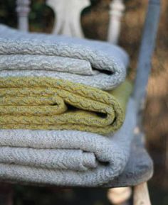 Aran Collection Heirloom Blanket just listed on folksy #newtofolksy #knit #blanket #wool #campaignforwool #icreatederby #ID2015