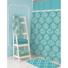 Dena Home Tangier Shower Curtain - Overstock Shopping - Great Deals on Dena Home Shower Curtains [Promotional Pin]