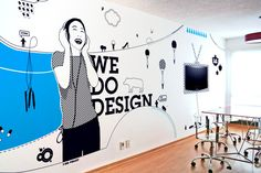 corporate office murals google search bespoke walls and graphics pinterest offices creative wall art n