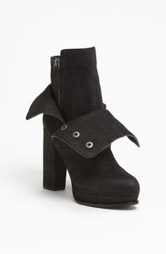 Vera Wang 'Marilyn' Boot. These boots are a must have! So cute on!!!! <3