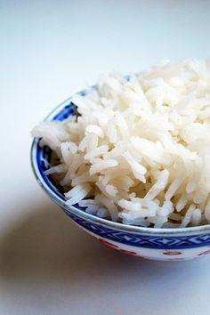 PRESSURE COOKER Steamed Rice