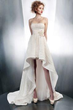 Unusual wedding dresses | You & Your Wedding - Quirky bridal designs - Gemy