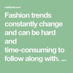 Fashion trends constantly change and can be hard and time-consuming to follow along with. With one glance through a style magazine, the significance of sunglasses as a summer fashion accessory gets very apparent. Fashion news are available on the Vanity Fair or Vogue site. Continue Reading →