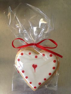 Valentine Cookie by Carmen