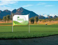 """다음 @Behance 프로젝트 확인: """"Humana Challenge Golf Tournament"""" https://www.behance.net/gallery/13798293/Humana-Challenge-Golf-Tournament"""