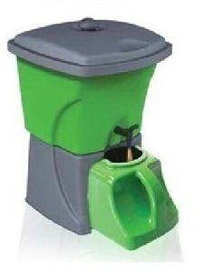 BOKASHI bucket home use KOKASHI barrel for food waste fermentation for organic manure composter garden use