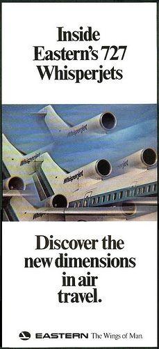 Eastern Air Lines 727 Whisperjets   Flickr - Photo Sharing!