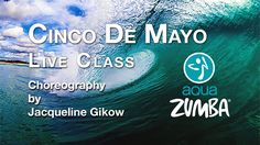 Cinco De Mayo Aquatic Class