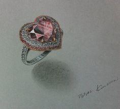 wooa kim_pinkdiamond_ring