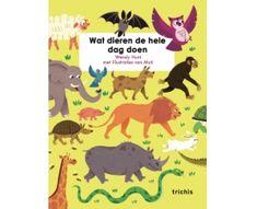"""Kinderen kunnen altijd heel veel vragen stellen. Vaak zijn dat van die vragen die heel simpel zijn, maar waar je dan toch niet zo snel een antwoord op weet. Zo is zo'n vraag: """"Wat doen dieren de hele dag?"""" Tja, als je dan naar je huisdier kijkt, dan doen ze eigenlijk niet zoveel. Een beetje slapen, een beetje eten en wat spelen, meer is het vaak niet.   #dierenwereld #habitat #kinderboek #leefomgeving #lezen #voorlezen #zelflezen"""