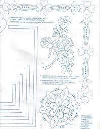 Risultati immagini per Disegno carta per centro, ricamo a intaglio - Manidifata.it - Google Search