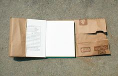 Forget how to wrap your kid's books with paper? Here's how to Make a Paper-Bag Book Cover.