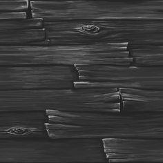 Lighting and Texture 1: Matt Carranza - Hand Painted Wood