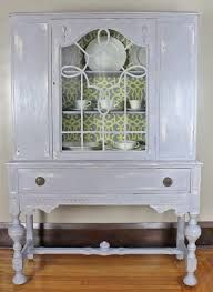 Image result for antique china cabinets