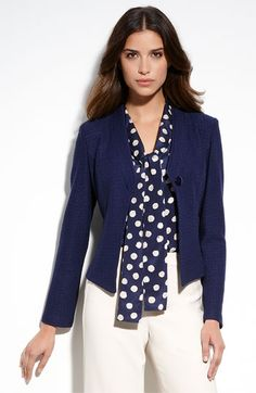 St. John Collection Knit Jacket | Nordstrom