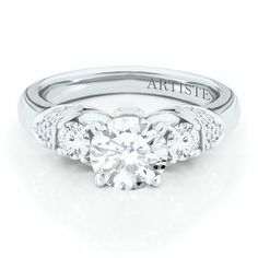 ece033c57 11 Best Scott Kay Jewelry images | Scott kay jewelry, Halo rings ...
